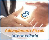 Adempimenti fiscali 2017: la figura dell'INTERMEDIARIO