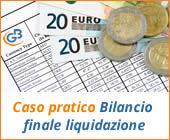 Caso pratico: Bilancio finale di liquidazione