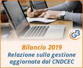 Bilancio 2019: Relazione sulla gestione aggiornata da Confindustria e CNDCEC