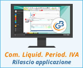 Comunicazione Liquidazioni Periodiche IVA 2019: rilascio applicazione