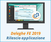 Deleghe Fatturazione Elettronica 2019: rilascio applicazione