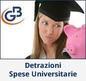 Detrazioni Spese Universitarie