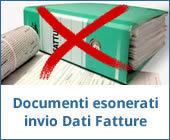 Escludere un cliente - fornitore dalla Comunicazione dei Dati Fatture