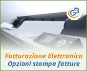 Fatturazione Elettronica: opzioni per la stampa delle fatture