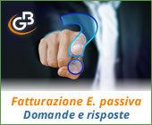 Fatturazione Elettronica Passiva: domande e risposte