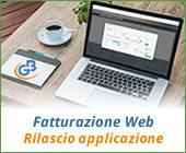 Fatturazione Web: rilascio applicazione