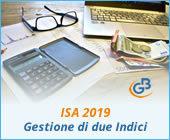 ISA 2019: gestione di due Indici di affidabilità fiscale