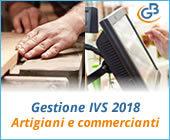 Gestione IVS 2018: artigiani e commercianti