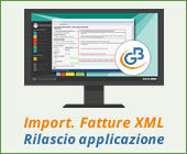 Importazione Fatture Elettroniche XML in Prima Nota: rilascio applicazione
