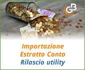 Importazione Estratto Conto: rilascio utility
