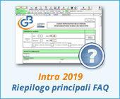 Intra 2019: riepilogo principali FAQ