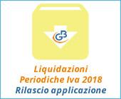 Comunicazione Liquidazioni Periodiche Iva 2018: rilascio applicazione