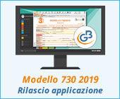 Modello 730 2019: rilascio applicazione e principali novità