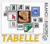 Bilancio 2016: tabelle aggiuntive XBRL, HTML, da editor o incollate da fuori