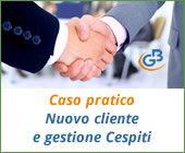 Caso pratico: Acquisizione di un nuovo cliente e gestione Cespiti