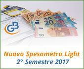 Nuovo Spesometro Light - secondo periodo 2017