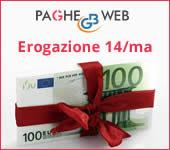 Paghe Web Erogazione della 14/ma