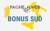 Paghe GB Web: gestione Bonus assunzioni Sud 2017