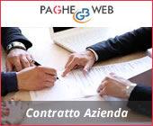 Paghe GB Web: Contratto Azienda
