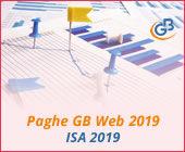 Paghe GB Web: ISA 2019