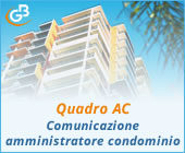 Quadro AC 2019: Comunicazione dell'amministratore di condominio