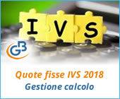 Quote fisse IVS 2018: gestione calcolo