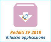 Redditi Società di Persone 2018: rilascio applicazione