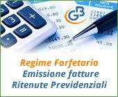 Regime Forfetario: Emissione fatture Ritenute Provvidenziali
