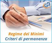 Regime dei Minimi: criteri di permanenza