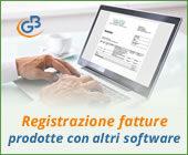 Caso pratico: Registrazione fatture elettroniche prodotte con altri software