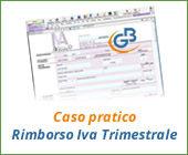 Caso Pratico: richiesta del rimborso Iva Trimestrale