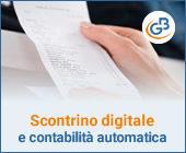 Come lo scontrino digitale non rende la contabilità automatica
