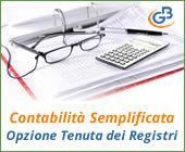 Contabilità Semplificata: Opzione Tenuta dei Registri