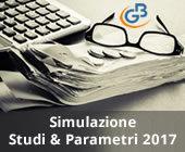 Studi & Parametri 2017: disponibile la simulazione