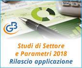 Studi di Settore e Parametri 2018: rilascio applicazione
