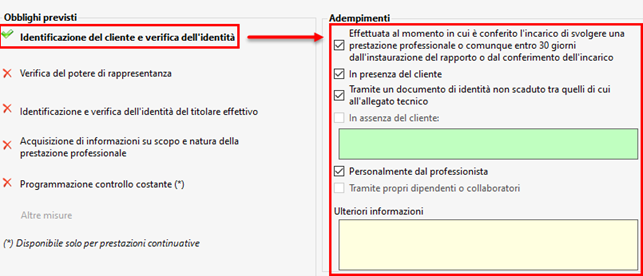 Antiriciclaggio GB: Adeguata Verifica - Identificazione del cliente e verifica dell'identità