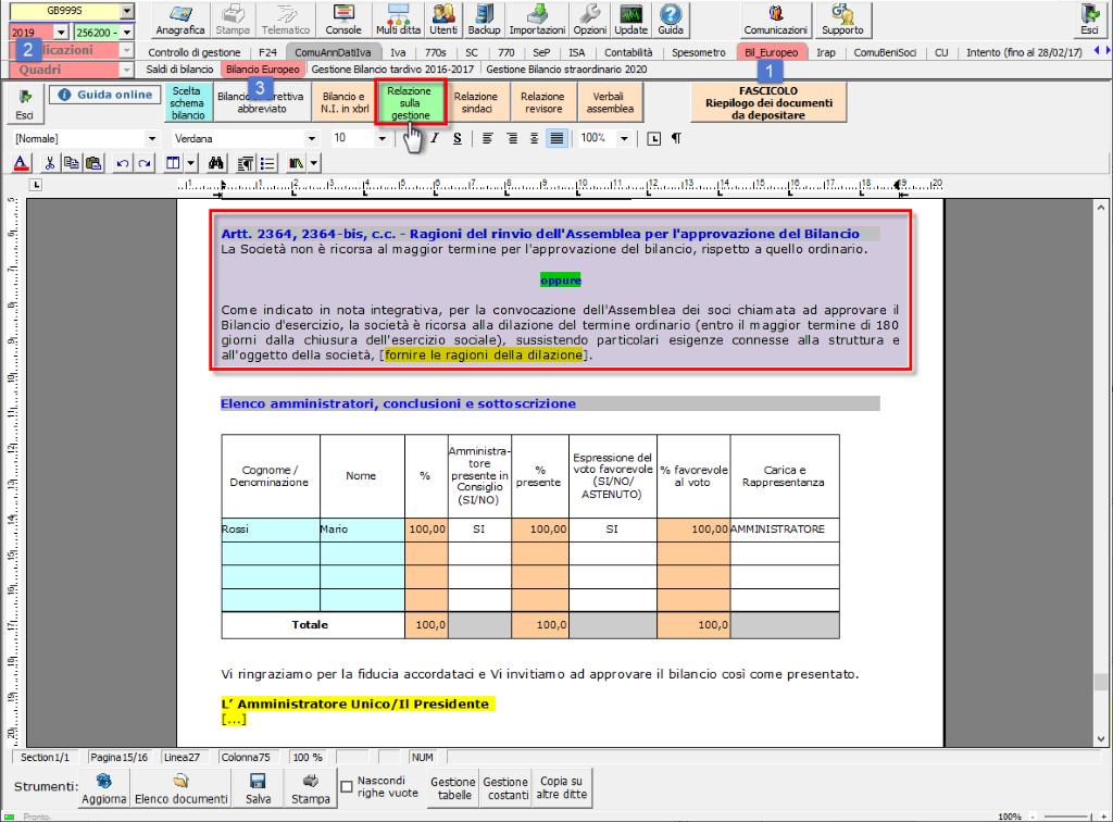 Bilancio entro 120 o 180 giorni e Covid-19 (Parte II) - Segnalazione nella relazione di gestione