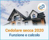Cedolare secca 2020: funzione e calcolo della tassazione