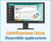 Certificazione Unica 2020: disponibile applicazione