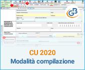 Certificazione Unica 2020: modalità di compilazione