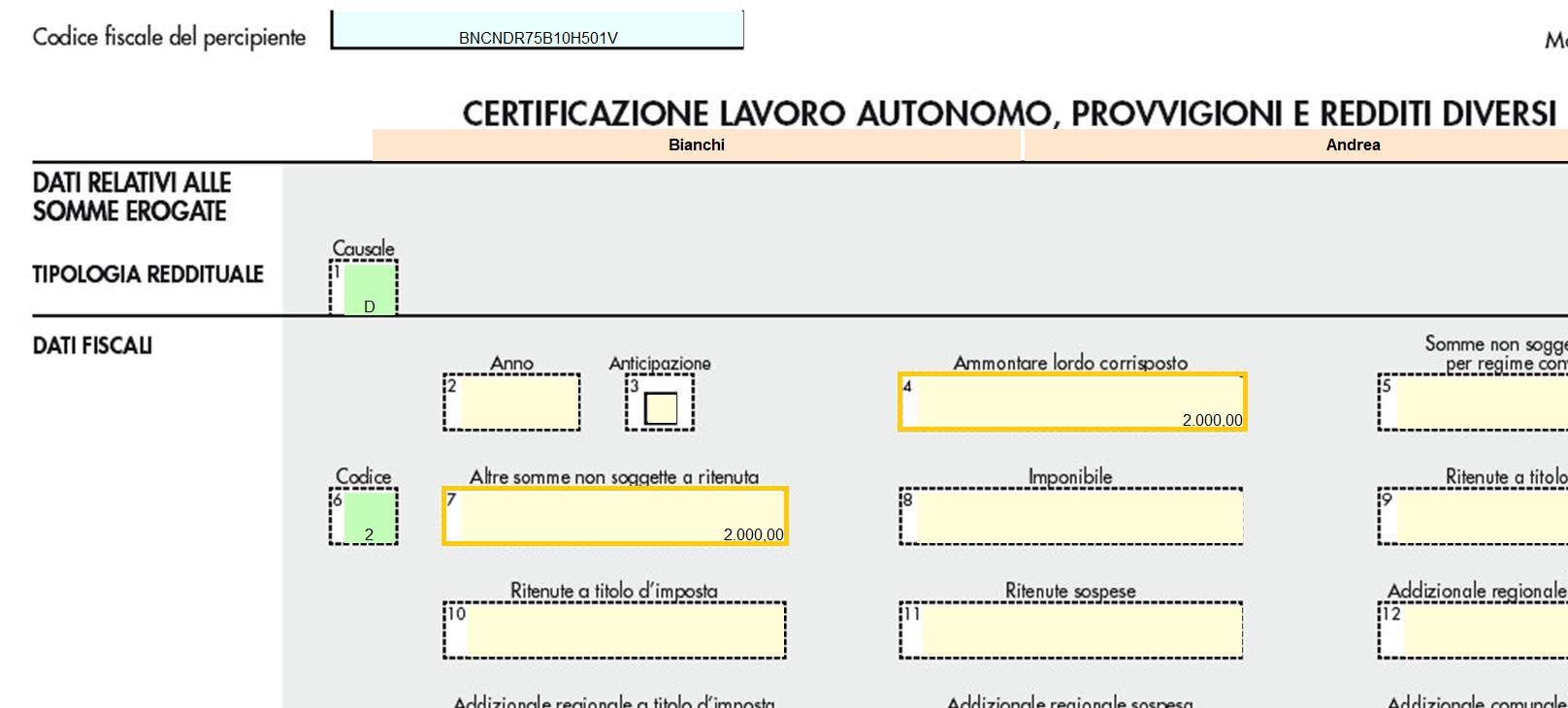 Certificazione Unica 2018: nuova ordinaria, annullamento o sostituzione - 5