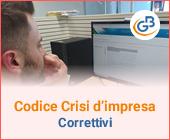 Codice della Crisi d'impresa e dell'insolvenza: correttivi