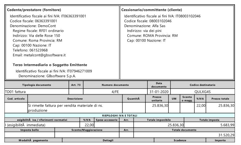 Come effettuare la stampa multipla: caso pratico - Stampa formato Assosoftware