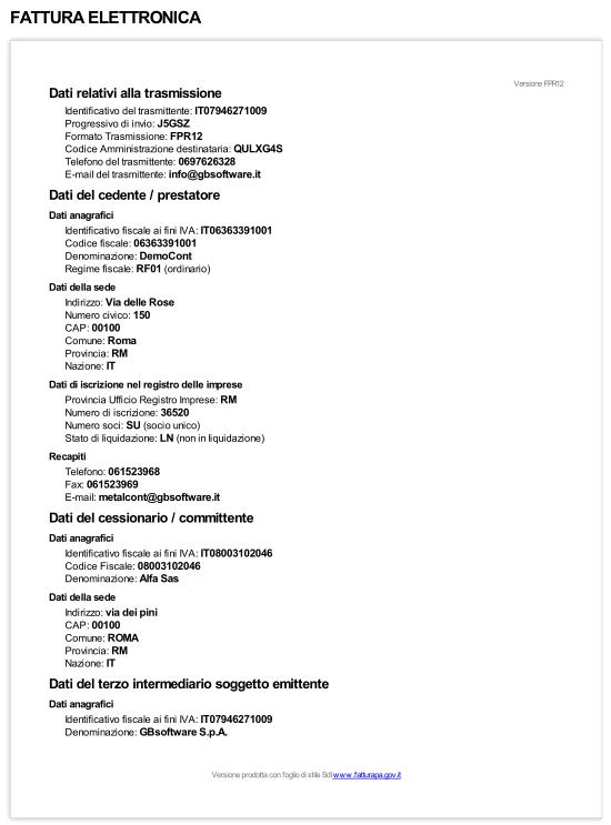 Come effettuare la stampa multipla: caso pratico - Stampa formato SDi