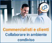 Commercialisti e clienti: perché collaborare in un ambiente condiviso?