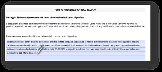 Controllo di Gestione: disponibile modulo Centri di costo - Step di esecuzione dei ribaltamenti