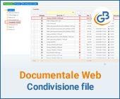 Documentale Web: condivisione file tra studio e cliente