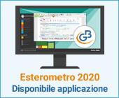 Esterometro 2020: disponibile applicazione