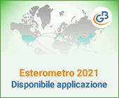 Esterometro 2021: disponibile applicazione