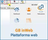 GB inWeb: la piattaforma web di GBsoftware